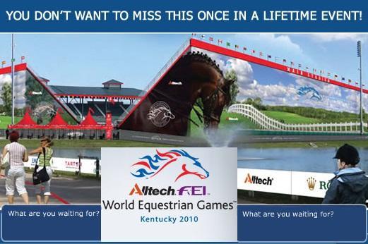 WEG Kentucky 2010