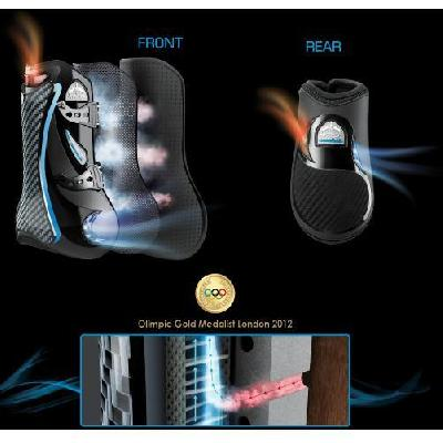 Protector Veredus Carbon Gel Vento pies