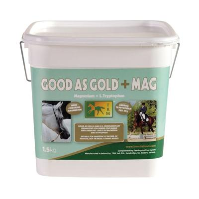 Good as Gold 1,5Kg + Magnesio