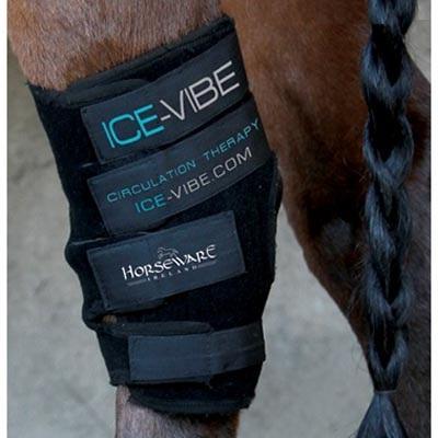 Protector Horseware Ice-Vibe Corvejon (Set Completo)