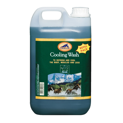 Cooling wash 750ml