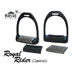 Estribo de plástico Royal Rider Classic JUMP 25