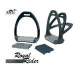 Estribos de Seguridad Royal Rider Sport Flex articulado