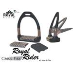 Estribos de Seguridad Royal Rider Classic Flex articulado