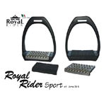 Estribos de pl�stico Royal Rider Sport