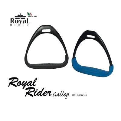 Estribo de plástico Royal Rider Gallop Sprint 45 Carreras