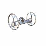 Bocado Mikmar Split Ring Elevator Esnaffle (Aro)