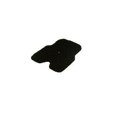 Salvacruces de silicona AERO GEL. Negro