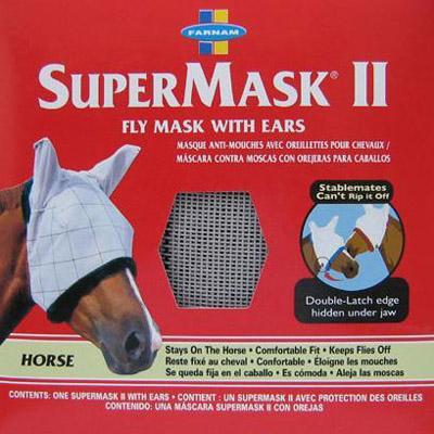 Mosquitero SuperMask II Con orejeras