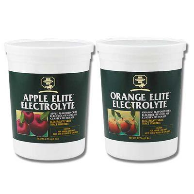 Elite Electrolitos sabor manzana