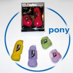 Protectores Zaldi pro para pony.