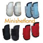 Protectores especiales para minishetland