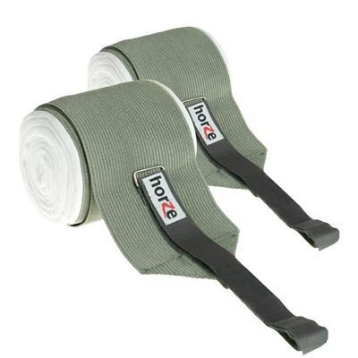 Venda elastica con paño incorporado