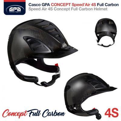 Casco GPA Concept Speed Air 4S Full Carbon