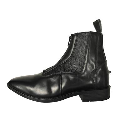 Botin Rigoleto cuero con cremallera delantera Expert Boots