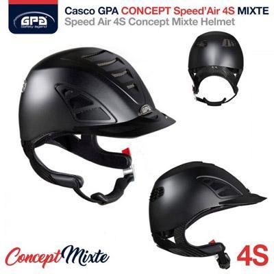 Casco GPA Concept Speed Air 4S Concept Mixte