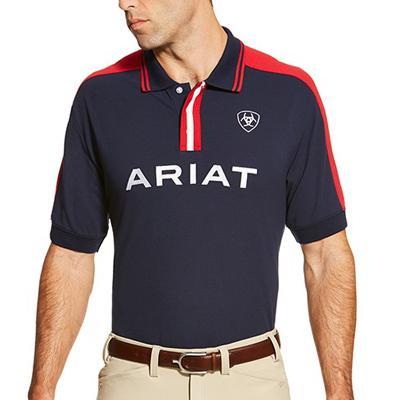 Polo Ariat new team hombre