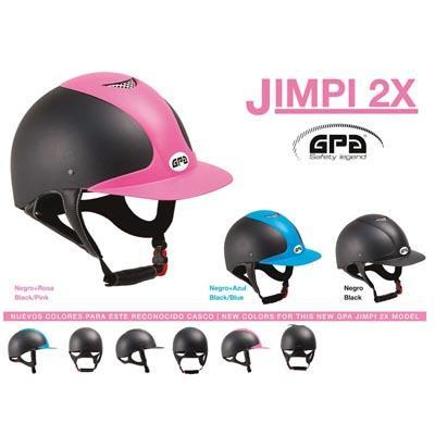 Casco GPA Jimpi 2X