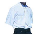 Camisa de concurso de caballero Bonn blanca