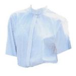 Camisa de concurso de se�ora Sara blanca