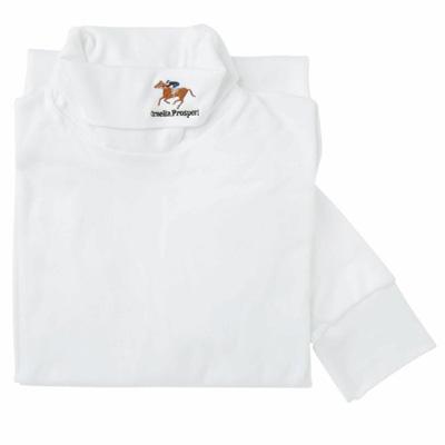 Camisa algodón carreras manga larga
