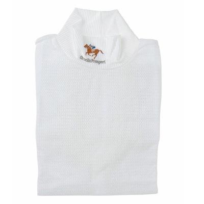 Camisa algodón carreras manga corta