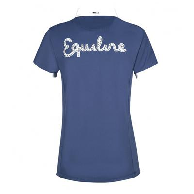 Polo Equiline Sage mujer