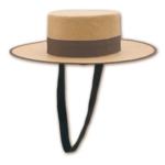 Sombrero cordobés paja