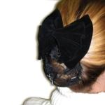 Redecilla para pelo con lazo