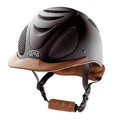Casco GPA cuero leather Speed Air