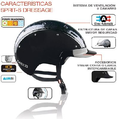 Casco Cas Co Spirit-6 Dressage