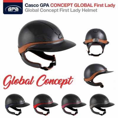 Casco GPA concept Gloval First Lady