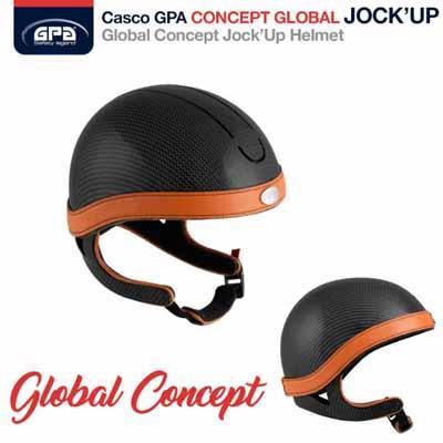 Casco GPA concept Gloval Jock Up