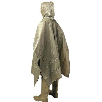 Poncho de nylon para lluvia