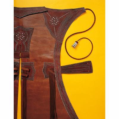 Zahones artesanos de becerro categoria 3