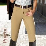 Pantalón Pikeur Sra modelo Meredith I c/culera en cuero