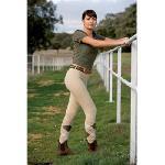 Pantalón Cotton Natural Professional fino mujer