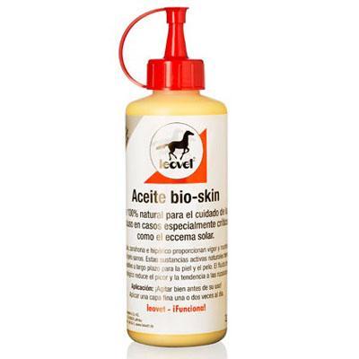 Aceite Bio Skin Leovet (para recuperación de calvas) 200ml