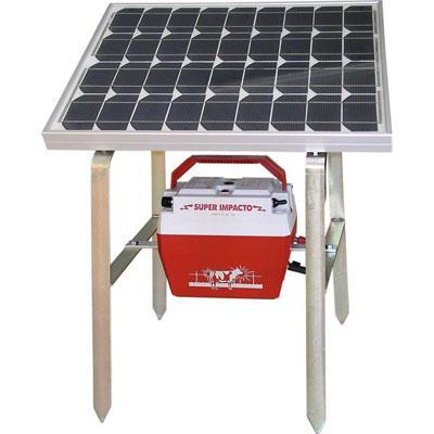 Súper impacto solar - Panel 25W