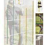 Piquetas varilla  de fibra (125cm)