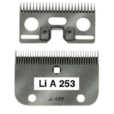 Cuchilla Liscop + Peine LC106