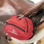 Alforja nylon especial para zapato caballo stowaway