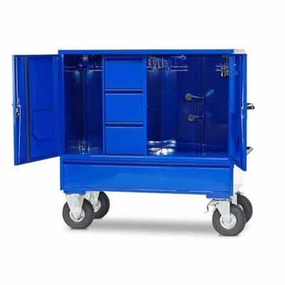 Baul Alfako Maxi Comfort Steel