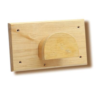 Portabridas de madera