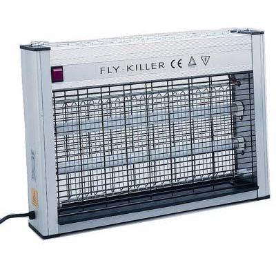 Matamoscas eléctrico grande. Fly killer