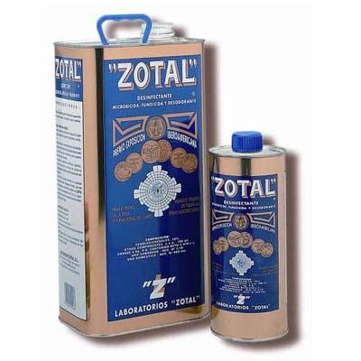 Desifectante para cuadras Zotal 5L