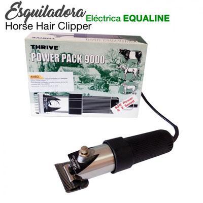 Esquiladora eléctrica Thrive Power Pack 9000