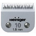 Cuchilla Heiniger Saphir 10 1.8mm