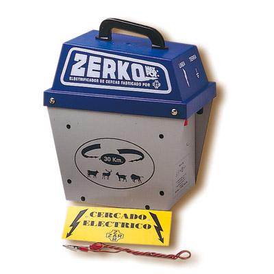 Zerko recargable 12v 17ah