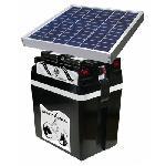 Pastor Impacto solar - Panel 10W